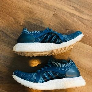 Adidas Ultraboost X Parsley Running Shoes